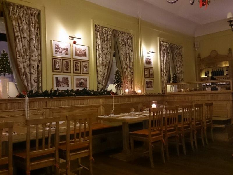 Ресторан Dawne Smaki, Варшава