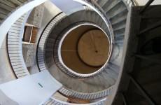 Лестница в Планетарии, Фромборк, Польша