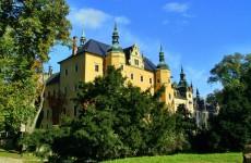 Гостиница в замке Кличкув, Польша
