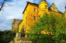 Кличкув, замок в Польше