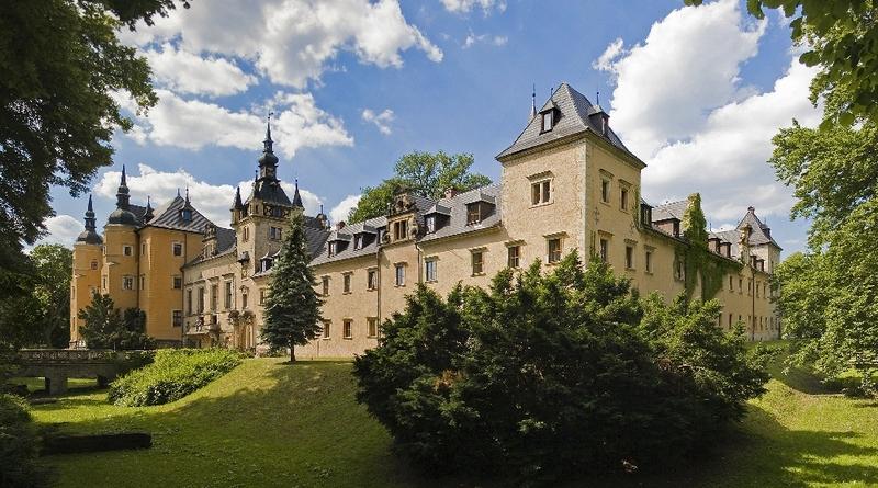 Замок Кличкув в Польше