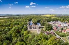 Замок Копице в Польше