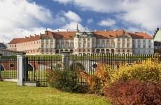Королевский замок в Варшаве, Польша