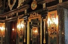 Один из залов королевского дворца, Варшава