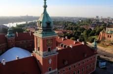 Башня королевского замка Варшавы