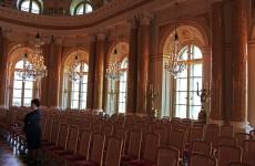 Зал Великой Ассамблеи, Королевский замок, Варшава