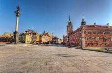 Королевский замок и замковая площадь, Варшава