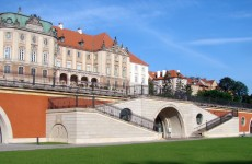Королевский дворец, Варшава, Польша