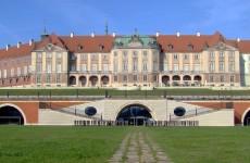Варшавский королевский замок, Польша