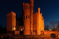 Курницкий замок, Польша