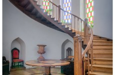 Выставочный зал замка в Курнике