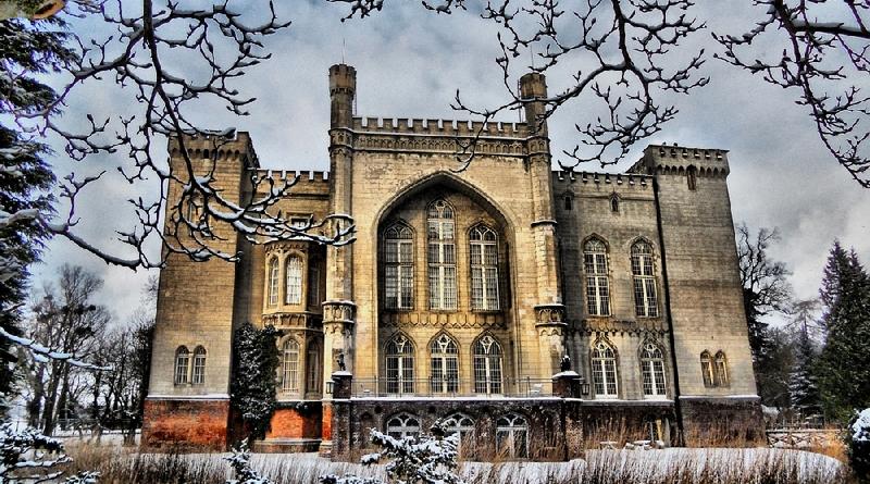 Замок Курник, Познань, Польша: адрес, время работы, сайт