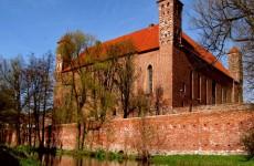 Замок Коперника в Лидзбарк-Варминьский, Польша