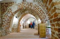 Музей в замке Лидзбарк Варминьский в Польше