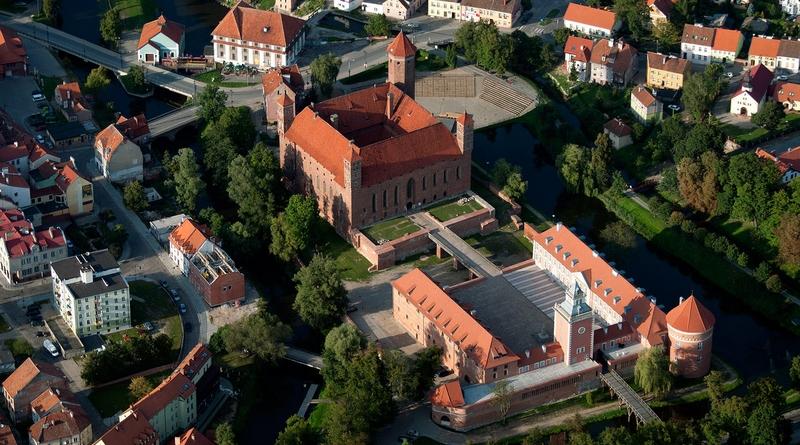 Замок Лидзбарк Вармински в Польше