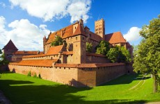 Замок в Мальборке, Польша