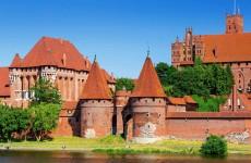 Замок Тевтонского ордена в Мальборке, Польша