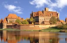 Замок Мариенбург, Мальборк, Польша
