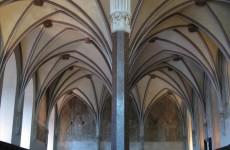 Замок Тевтонского ордена Мариенбург в Польше