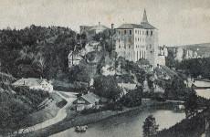 Замок Пескова Скала, Польша
