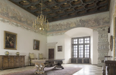 Представительские Королевские Покои, постоянная экспозиция замка Вавель, Краков
