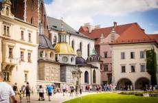 Замок на Вавеле, Краков, Польша