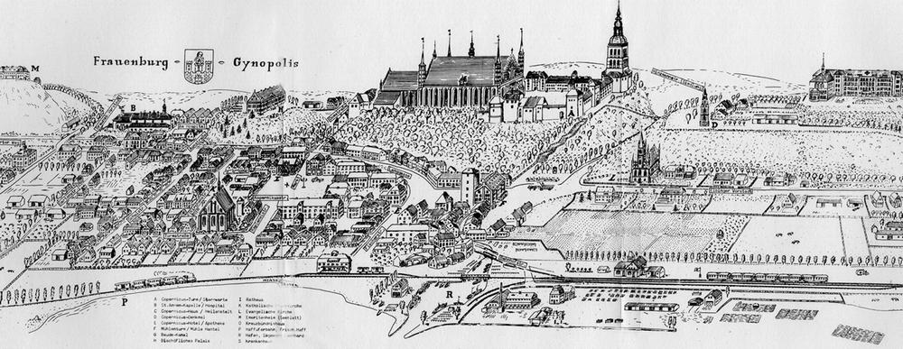 Замок Фромборк