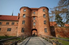 Южные ворота замка Фромборк, Польша