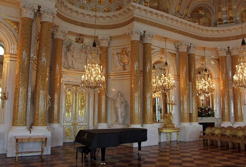Зал Великой ассамблеи, Королевский замок, Варшава, наши дни