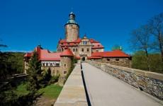 Замок Чоха в Польше
