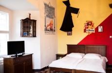 Стилизованный номер в отеле «Замок Чоха»
