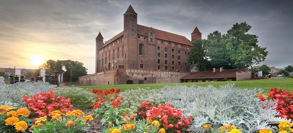 Гневский замок, Польша