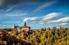 Замок Ксенж, Вроцлав