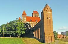 Польский замок Квидзын