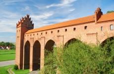 Тевтонский замок в Польше, Квидзын