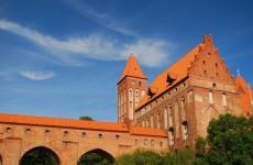 Замок в Квидзыне, Польша