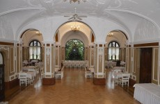 Замок Мошна: интерьеры