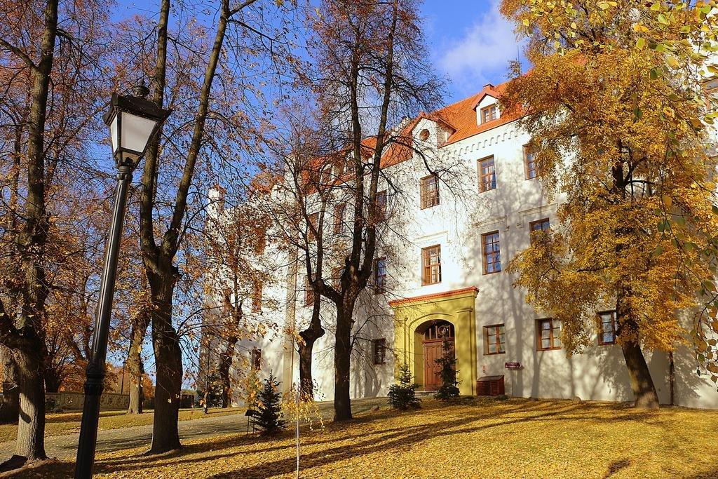 Замок отель Рын, Польша