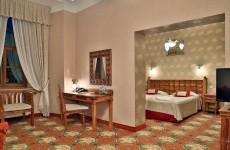 Номер замка-отеля Рын в Польше