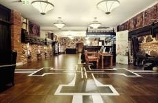 Замок Рын в Польше: ресепшн