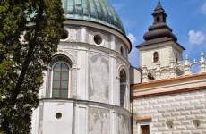 Замок отель в Красичине, Польша
