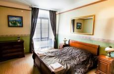 Номер отеля в замке Красицких