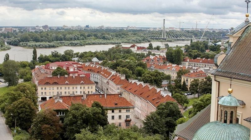 Районы Варшавы: путеводитель по непонятным названиям