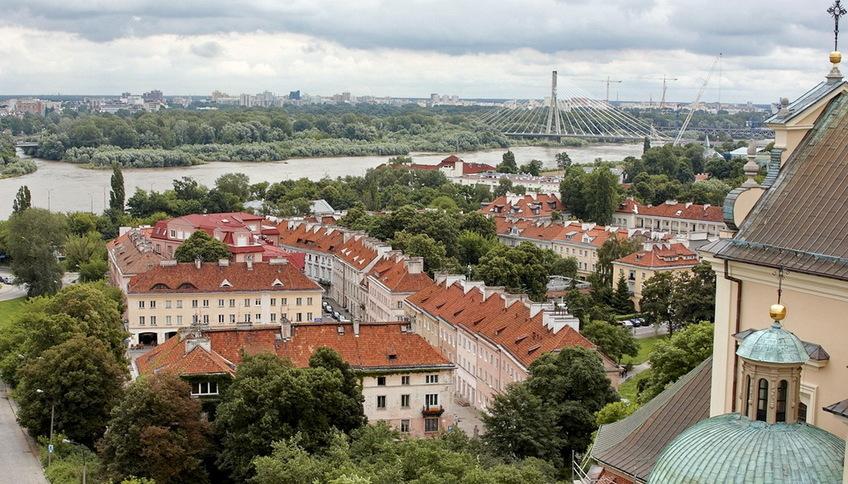 Район Прага в Варшаве
