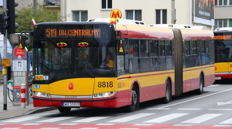 Общественный транспорт Варшавы: платишь меньше, едешь дальше