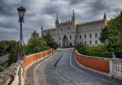 Люблинский замок в Польше