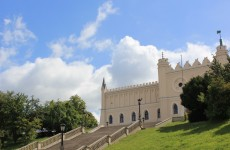 Люблин, замок