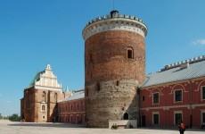Люблинский замок в Польше, Донжон