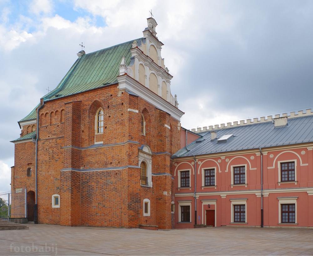 Часовня Святой Троицы, Люблинский замок, Польша