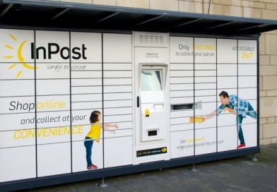 В Польше заработали пачкоматы – холодильники для клиентов, совершающих покупки продуктов онлайн